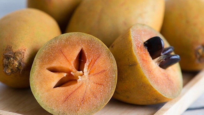 Саподилла фрукт фото спелых плодов