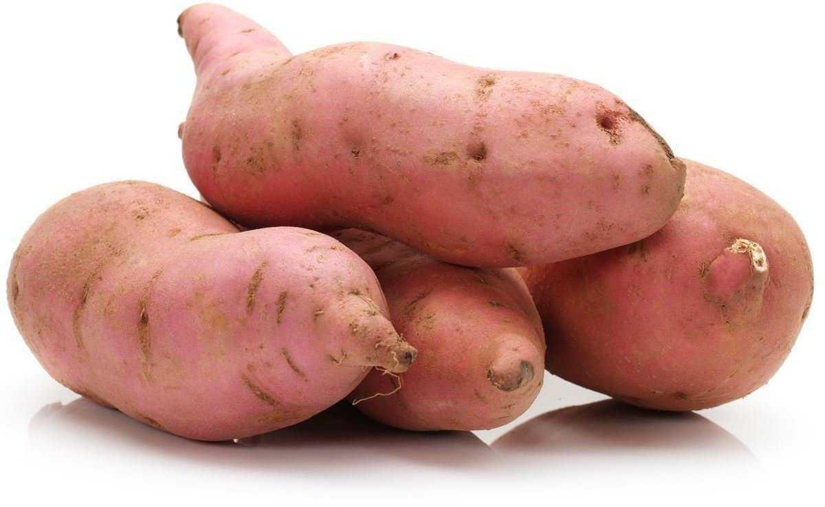 Заморская картошка