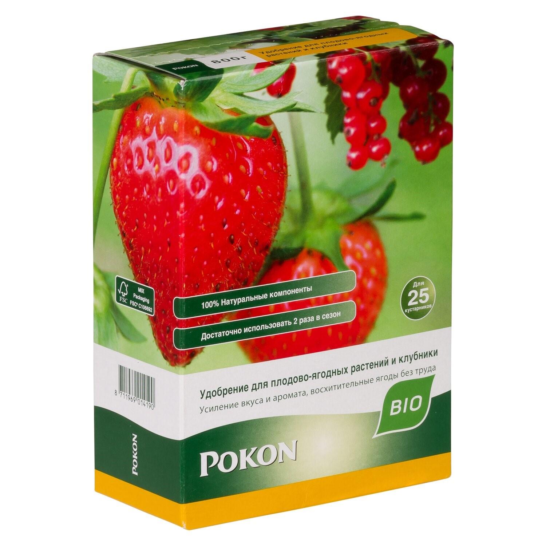 Специальный комплекс удобрений для плодово-ягодных культур